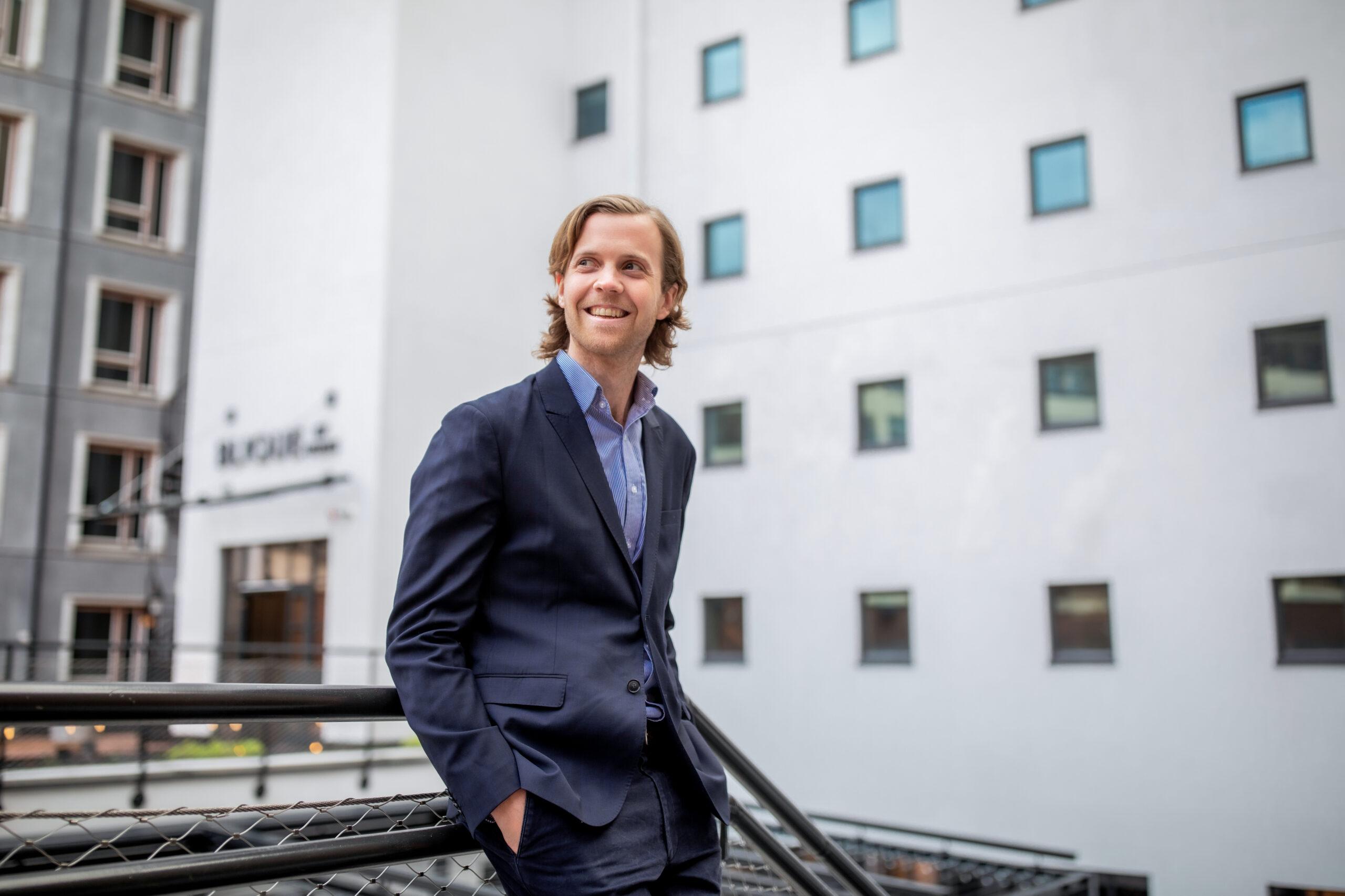 Nordax Bank skapar förändring i branschen