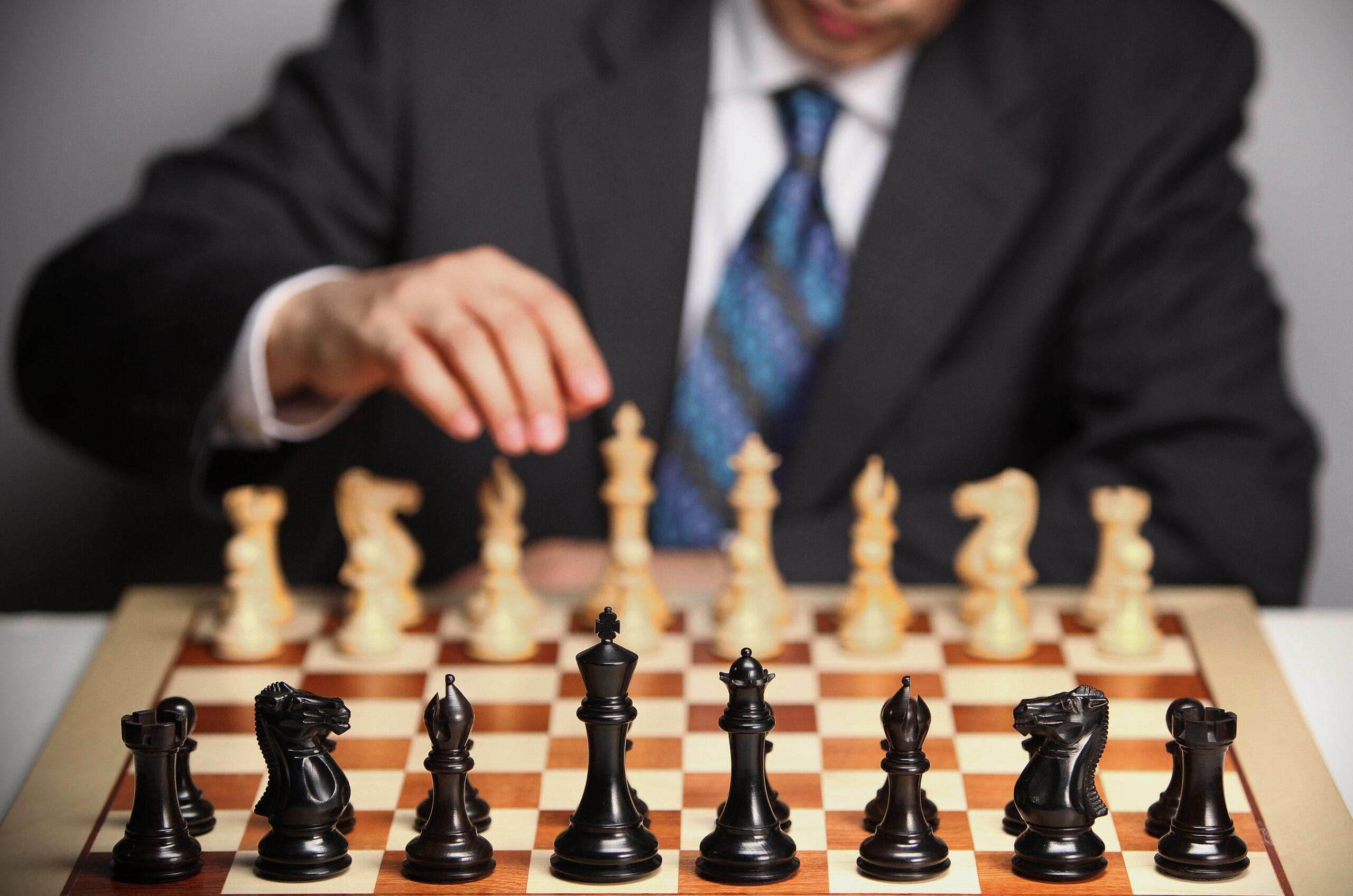Logik och sannolikhetslära genom spelför investerare
