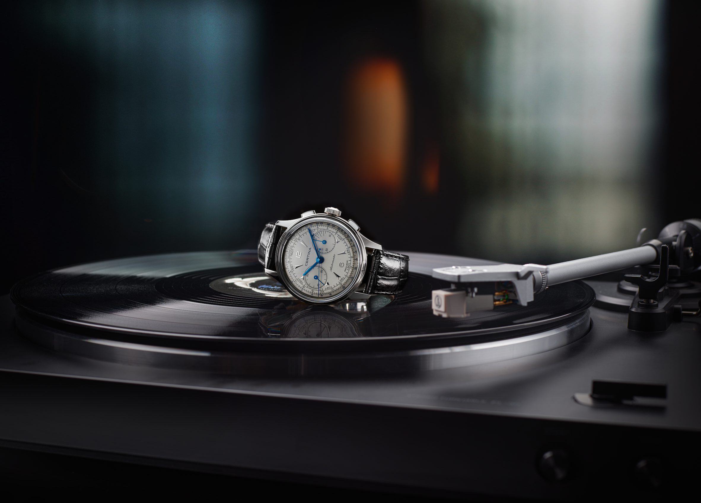 DS Chronograph Automatic: The essence of over 130 years in the art of watchmaking